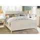 Universal Furniture Summer Hill 4PC Panel Bedroom Set in Cotton