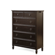 Universal Furniture Summer Hill Drawer Chest in Midnight 988140 CLOSEOUT