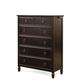 Universal Furniture Summer Hill Drawer Chest in Midnight 988140