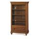Universal Smartstuff Classics 4.0 Bookcase in Saddle Brown 1311018