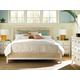 Universal Furniture Summer Hill 4PC Woven Accent Bedroom Set in Cotton