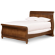 Universal Smartstuff Classics 4.0 Full Sleigh Bed in Saddle Brown 1311041
