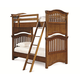 Universal Smartstuff Classics 4.0 Full Bunk Bed in Saddle Brown 1311540