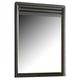 Homelegance Abel Mirror in Espresso 1415-6