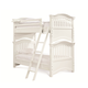 Universal Smartstuff Classics 4.0 Twin Bunk Bed in Summer White 131A530