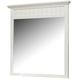 Homelegance Alyssa Mirror in White 2136W-6