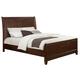 Homelegance Alyssa Queen Panel Bed in Cherry 2136C-1