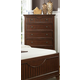 Homelegance Alyssa Chest in Cherry 2136C-9