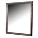 Homelegance Astrid Mirror in Espresso 1313-6