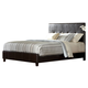 Homelegance Avelar California King Platform Bed in Cherry 2100K-1CK