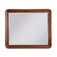 Kincaid Chateau Royale Solid Wood Mirror in Aged Maple 53-112