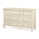 Universal Smartstuff Gabriella Drawer Dresser in Lace 136A002 SPECIAL