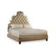 Hooker Furniture Sanctuary King Tufted Bed in Beige SALE Ends Nov 30