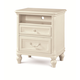 Universal Smartstuff Gabriella Nightstand in Lace 136A080 SPECIAL