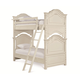 Universal Smartstuff Gabriella Twin Bunk Bed in Lace 136A530