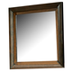 Homelegance Brumley Mirror in Burnish Cherry 2101-6