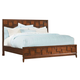 Homelegance Campton California King Platform Bed in Cherry 836KC-1CK