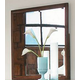 Homelegance Campton Mirror in Cherry 836C-6