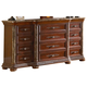 Homelegance Catalina Dresser in Cherry 564-5