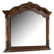 Homelegance Catalina Mirror in Cherry 564-6