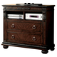 Homelegance Centinela TV Chest in Dark Cherry 1404-11