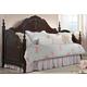 Homelegance Cinderella Day Bed in Dark Cherry 1386DNC