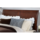 Homelegance Copley Queen/Full Sleigh Headboard in Cherry 815-1