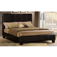 Homelegance Copley King Panel Bed in Dark Brown 8155K-1EK