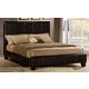 Homelegance Copley Queen Panel Bed in Dark Brown 8155-1