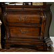 Homelegance Cromwell Nightstand in Warm Cherry 2106-4