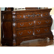 Homelegance Cromwell Dresser in Warm Cherry 2106-5