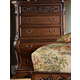 Homelegance Cromwell Chest in Warm Cherry 2106-9