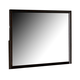 Homelegance Daytona Mirror in Dark Espresso 1419-6