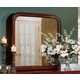 Homelegance Dijon Mirror in Martini Cherry 953N-6
