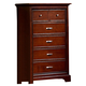 Homelegance Glamour Chest in Espresso 1349-9