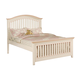 Acme Crowley Full Panel Bed in Cream-Peach 00750F