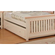 Acme Crowley Trundle in Cream-Peach 00758-TRN