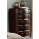 Homelegance Grandover Chest in Deep Rich Merlot 858-9