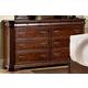 Homelegance Greenfield Dresser in Cherry 1740-5
