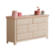 Acme Crowley Single Dresser in Cream-Peach 00768