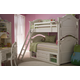 Universal Smartstuff Gabriella Bunk Bedroom Set in Lace