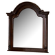 Homelegance Isleworth Mirror in Dark Brown 1403-6