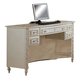 Acme Pearl Student Desk in Pearl White 01017