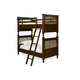 Universal Paula Deen Guys Twin Bunk Bed in Molasses 2391530