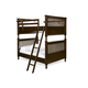 Universal Paula Deen Guys Full Bunk Bed in Molasses 2391540
