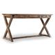 Hooker Furniture Melange Bennett X-Base Writing Desk  638-50003 SALE Ends Sep 24