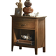 Kincaid Cherry Park Solid Wood Open Night Stand 63-143