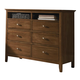 Kincaid Cherry Park Solid Wood Media Dresser 63-163