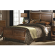 Kincaid Cherry Park Solid Wood King Panel Bed 63-136P
