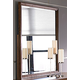 Homelegance Kasler Mirror in Medium Walnut 2135-6